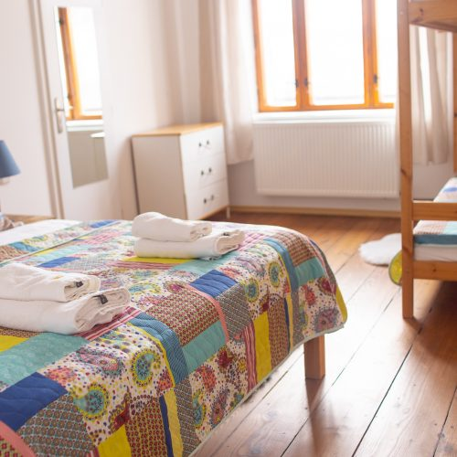 Nebespán hotel Kašperské Hory apartmá