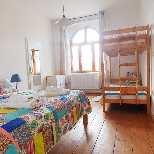 Nebespán hotel Kašperské Hory apartmán 6