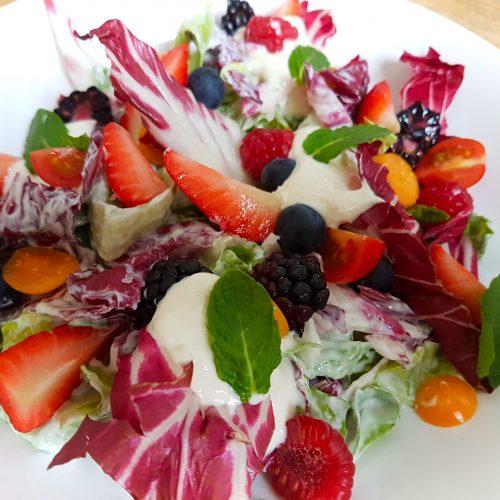 salat ovoce