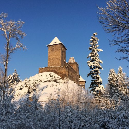 hrad kasperk zima 2