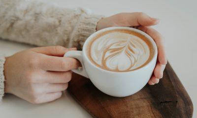 snídaně Nebespán cappuccino