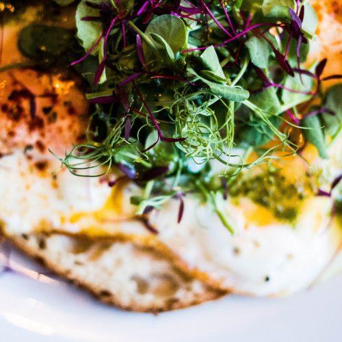 vajíčka snídaně nebespán